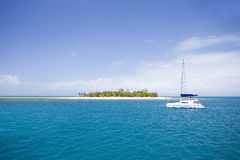 Low Isles at Great barrier reef, Australia Stock Images