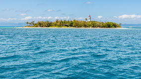 Low Isles Lighthouse, Great Barrier Reef, QLD, Australia Royalty Free Stock Photo