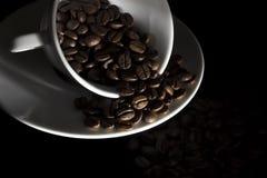 Low key coffee mug Stock Image