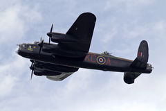 Low level Lancaster Royalty Free Stock Photos