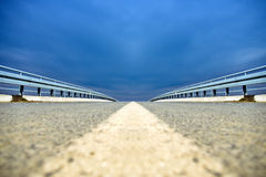 Free Low Perspective Of Overpass Road Stock Photo - 40033230