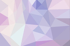 Low poly abstract background light. Tint Royalty Free Stock Photos