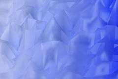 Low poly abstract geometric background Royalty Free Stock Photos