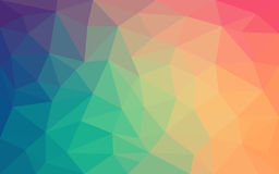 Low poly background abstarct pattern Royalty Free Stock Images