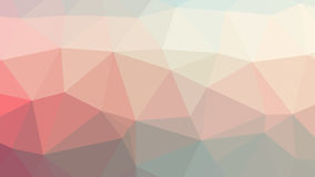 Low poly background. Low poly background in 16:9 dimensions for presentation or printed advertisement royalty free illustration