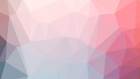 Low poly background. Low poly background in 16:9 dimensions for presentation or printed advertisement vector illustration