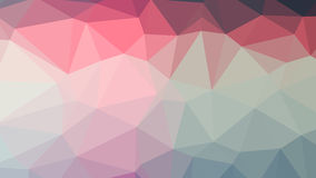 Low poly background. Stock Image