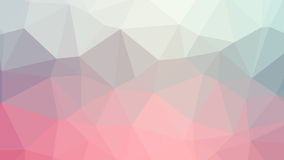 Low poly background. royalty free illustration