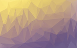 Low Poly Background stock photography