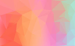 Low Poly Background 5 Stock Images