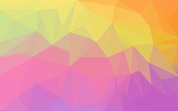 Low Poly Background 8 Stock Photography