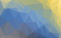 Low Poly Background 9 royalty free stock images