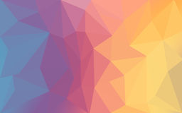 Low Poly Background 12 royalty free stock photo