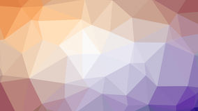 Low Poly Background royalty free illustration