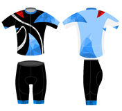 Low poly color sports shirt design Royalty Free Stock Photo