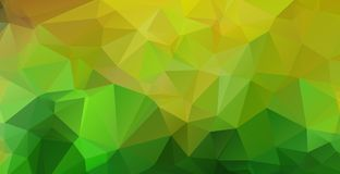Low poly geometric background consisting of triangles of differe Royalty Free Stock Images
