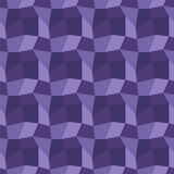 Low poly geometric seamless background Royalty Free Stock Images