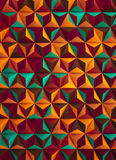Low Poly Multicolored Abstract Background. A low poly multicolored abstract background Stock Images
