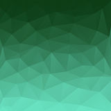 Low Poly Rainbow Background Royalty Free Stock Photo