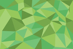 Low poly style illustration graphic background Royalty Free Stock Images