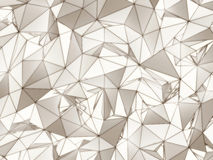 Low poly texture Stock Image