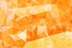 Low Poly Triangular Abstract Background Stock Photography