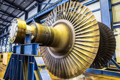 Low pressure turbine. Stock Photography