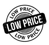 Low Price rubber stamp Royalty Free Stock Photography