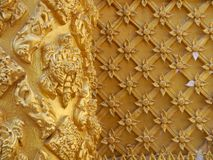 Low relief sculpture Royalty Free Stock Images