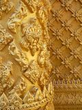 Low relief sculpture Royalty Free Stock Photo
