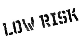 Low Risk rubber stamp Royalty Free Stock Image