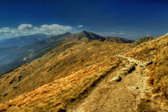 Low Tatras Stock Photography