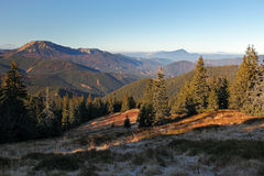 Low Tatras at autumn Royalty Free Stock Photos