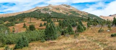 Low Tatras mountains, Slovakia Royalty Free Stock Photos