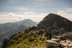 Low Tatras. Mountains in Slovakia Royalty Free Stock Image