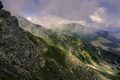 Low Tatras. Mountains in Slovakia Royalty Free Stock Photography