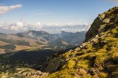 Low Tatras. Mountains in Slovakia royalty free stock photos