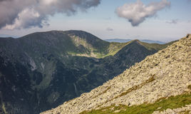 Low Tatras. Mountains in Slovakia stock photos