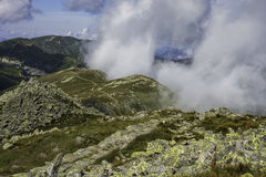 Low Tatras. Mountains in Slovakia Stock Image