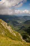 Low Tatras. Mountains in Slovakia Stock Images