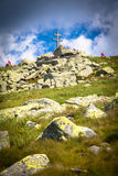 Low Tatras mountains, Slovakia Royalty Free Stock Photography