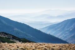 Low Tatras mountains, Slovakia, travel destination Royalty Free Stock Images