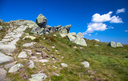 Low Tatras mountains, Slovakia Stock Photo