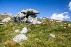 Low Tatras mountains, Slovakia Royalty Free Stock Images