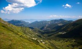 Low Tatras mountains, Slovakia Stock Images