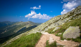 Low Tatras mountains, Slovakia Royalty Free Stock Images