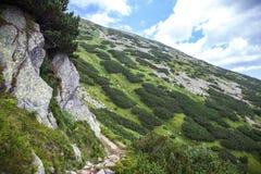Low Tatras mountains, Slovakia Royalty Free Stock Photo