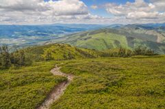 Low Tatras National Park Stock Images