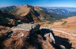 Low Tatras Royalty Free Stock Photo