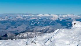 Low Tatras, Slovakia stock image